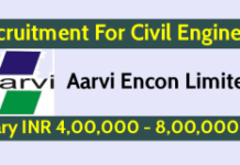 Simplex Recruitment 2019 For Civil Engineers | Manager